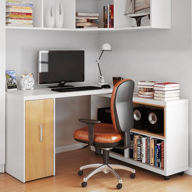 goedkope verzending eenvoudige combinatie siamese bureau kast hoekkast bureau computer bureau. Black Bedroom Furniture Sets. Home Design Ideas