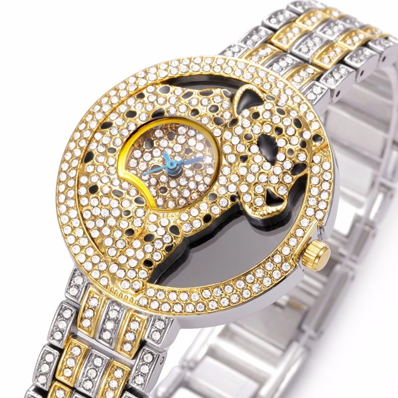 BELBI Бренд Роскошные Золотые Кварцевые Часы Женщины Горный Хрусталь Часы Платье Наручные Часы ЯПОНИЯ Движение Relogio Feminino Relojes
