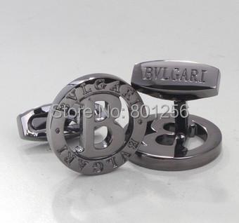 Запонки и зажимы для галстука IGame Cuffinks 3colors logosal 18K BV001