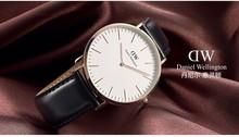 Famous Brand Daniel Wellington Luxury Watches DW Watch Men Women Fabric Strap Sports Military Quartz Wristwatch