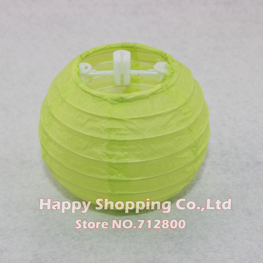 New 4inch 10cm Chinese Paper Lanterns for Wedding Party Decoration Paper  Ball Lantern Lampion White Blue Purple Pink - us110