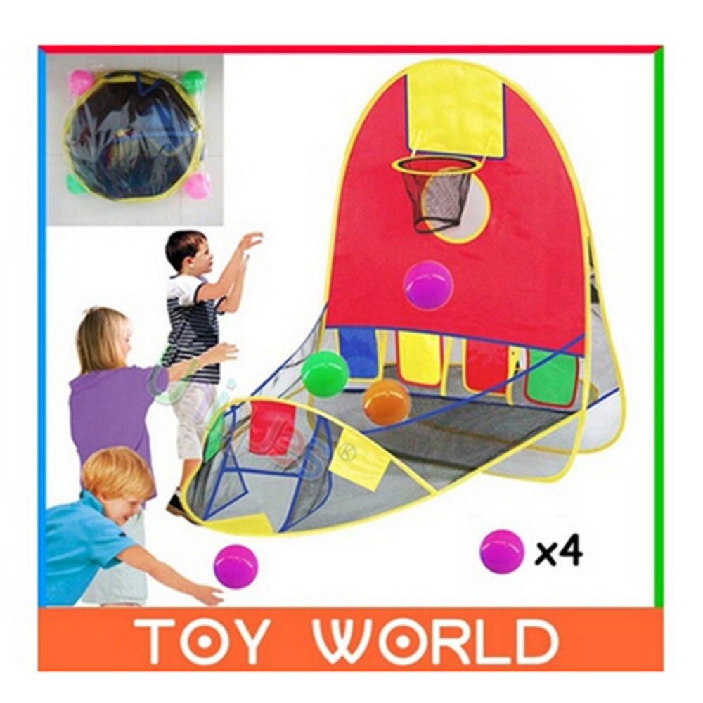 Children Kid Ocean Ball Pit Pool Game Play Tent Kids Hut Pool Play Tent Children's Tent House Indoor Outdoor Game Baby Toys(China (Mainland))