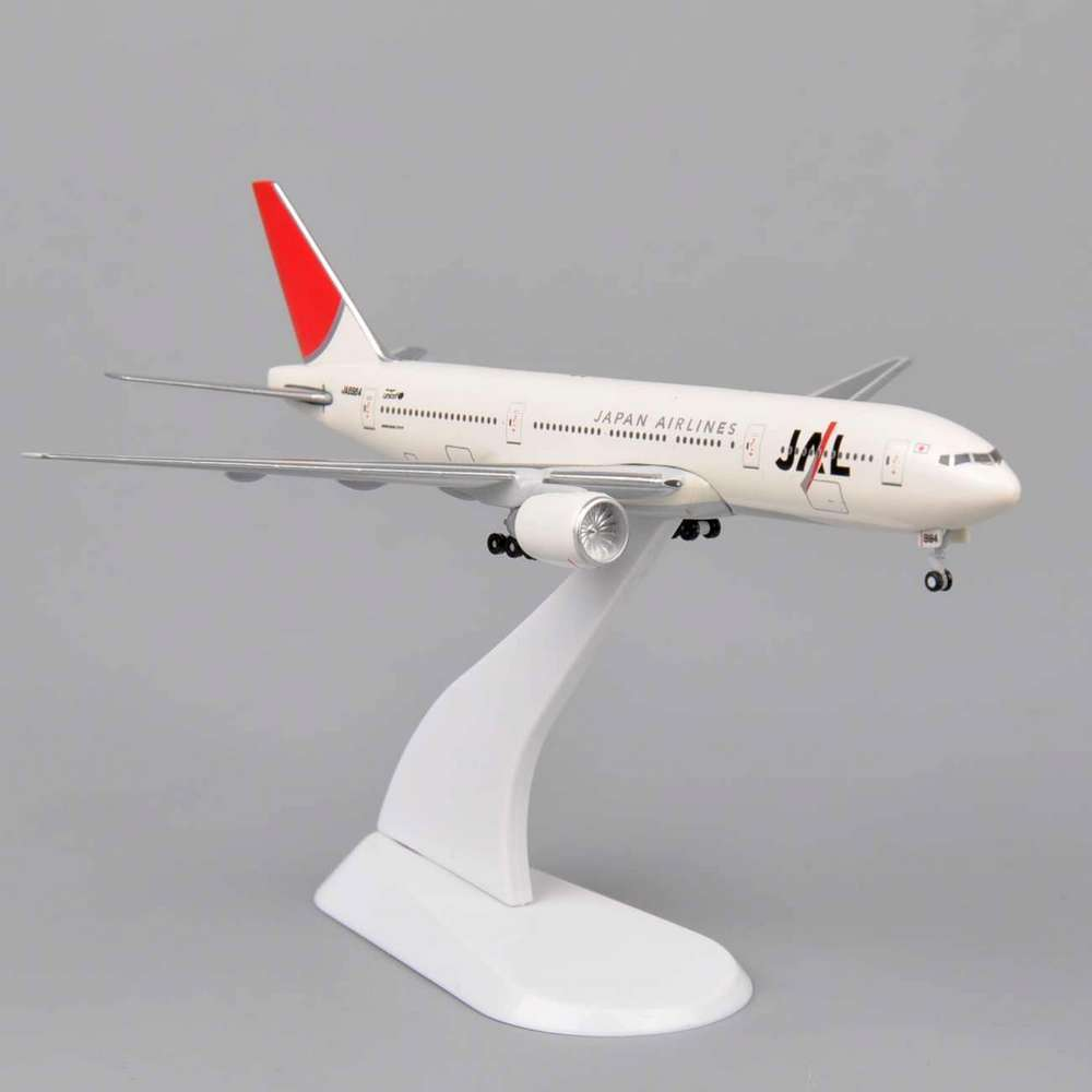 StarJets 1:400 Scale Japan Airlines JA8984 Diecast Airplane Model Toy Vehicles White Mini AirPlane Aircraft maquetas Kids Toys B(China (Mainland))