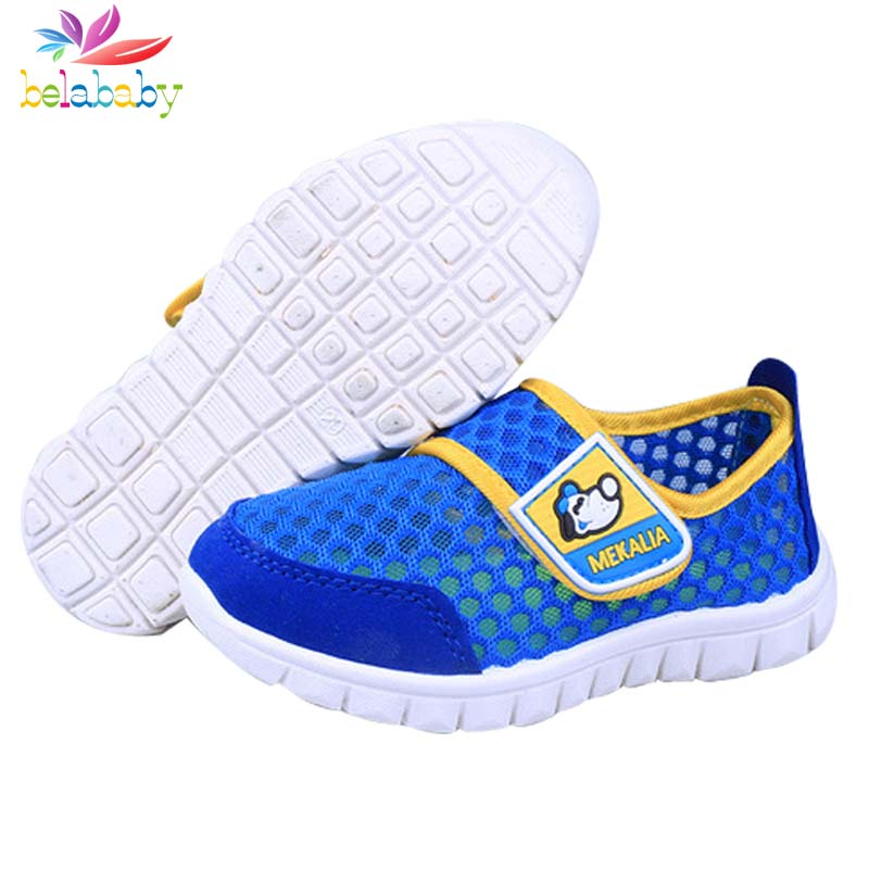 Summer Breathable Mesh Children Shoes Single Net Cloth Leisure Kids Sports Shoes for girls New 2016 Boys Shoes Girls Sneakers(China (Mainland))