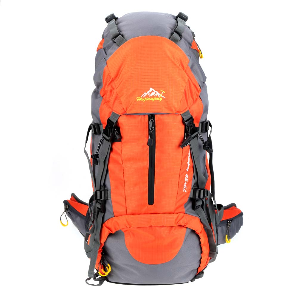 Travel Backpack 50L - Crazy Backpacks