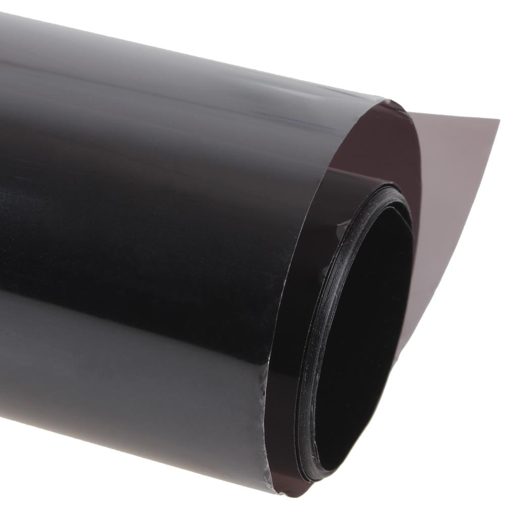 50* 300cm Black Window Tint Film Glass 25% Roll 1 PLY Auto House Commercial UV+Insulation Car Tint Film for Side Window(China (Mainland))