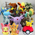 27 Styles Pokemon Plush Toys Pikachu Monsters Charmander Charizard Squirtle Umbreon Eevee Espeon Vaporeon Flareon Plush