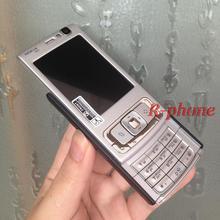 Original NOKIA N95 Mobile Phone 5MP 3G Wifi Smartphone Unlocked English Arabic Russian Keyboard(China (Mainland))