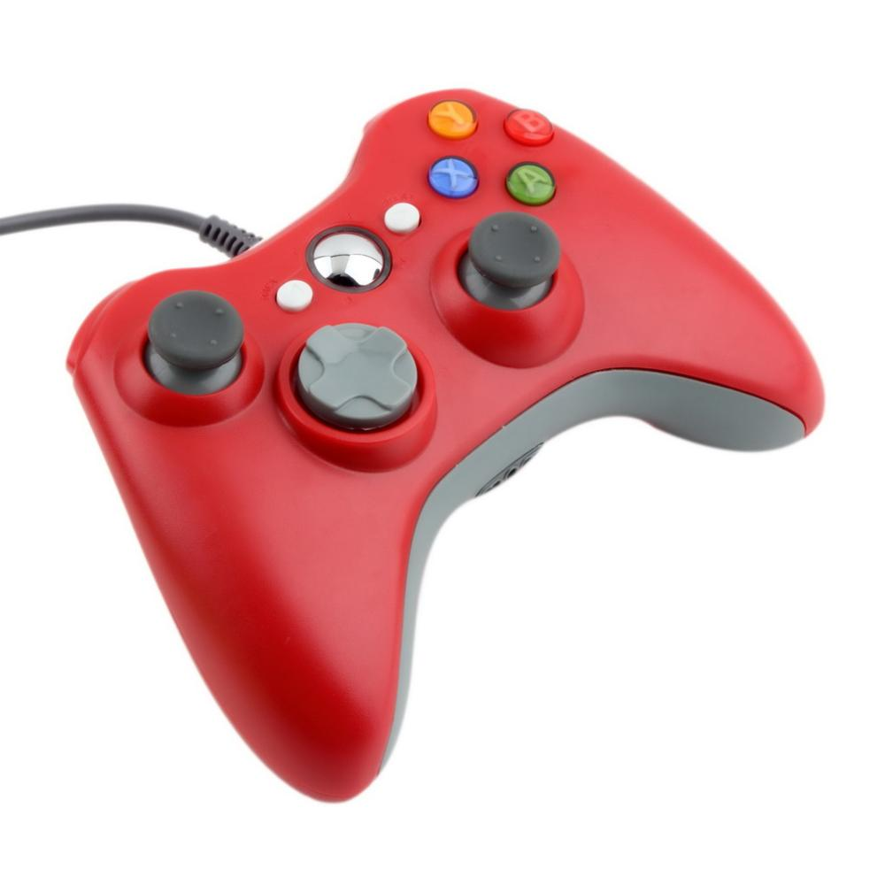 image for 1pcs Hot Worldwide USB Wired Joypad Gamepad Controller For Microsoft F