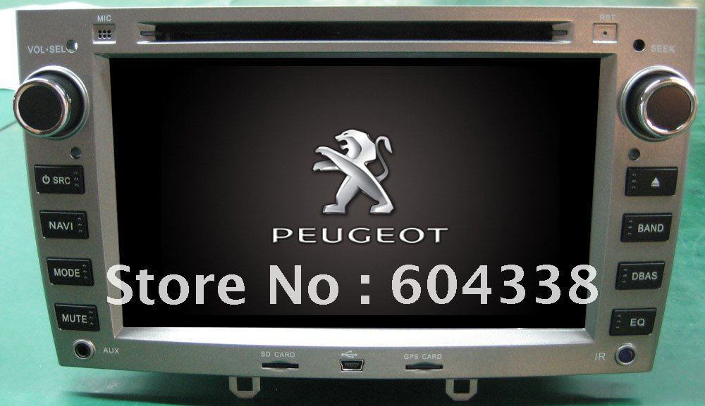 achat carte sd gps peugeot
