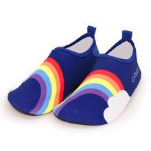 ילדי חוף נעלי תינוק רך רצפה מקורה נעל שנורקלינג לשחות גרבי בני ובנות אנטי להחליק בית יחף ילדים נעלי בית(China)