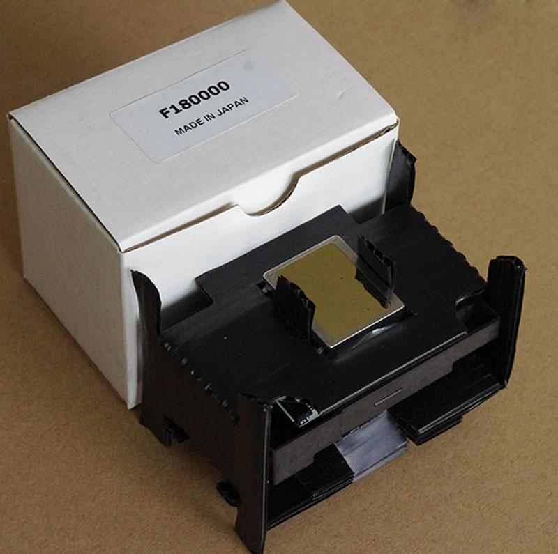 Original Printhead for Epson T50 T60 print head R290 TX650 L800 R330 P50 RX610 printer head F180000 nozzle<br><br>Aliexpress