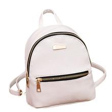 2018 mochila bonita para adolescentes niños Mini Pack trasero Kawaii niñas niños pequeñas mochilas femeninas Packbags(China)