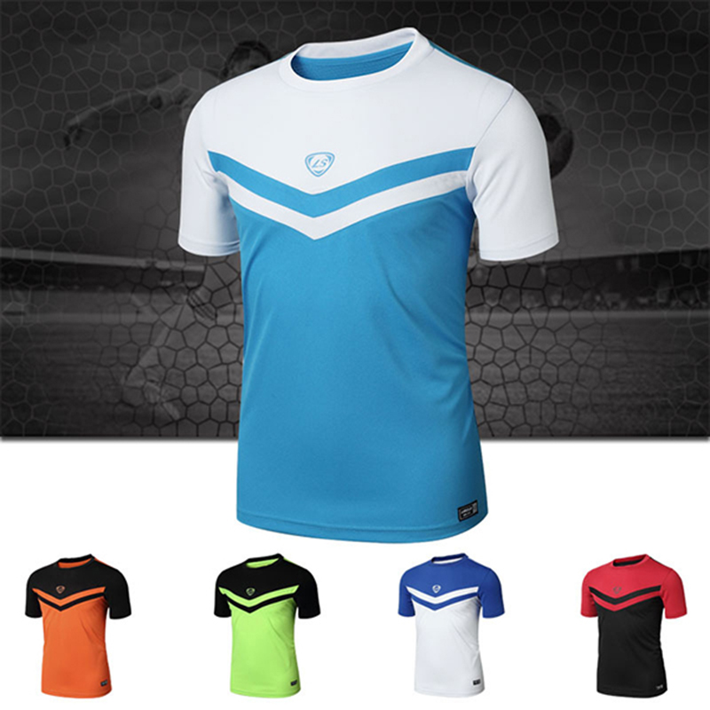 Sports T Shirt Men Clothing Quality Summer Style Hot Sale Quick Dry Slim Fit Casual Men's T-Shirts Wrestling camisas masculina(China (Mainland))