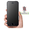 No Fingerprint Premium Tempered Glass Screen Protector for iPhone 5 SE 5s 5C 6 6S Plus