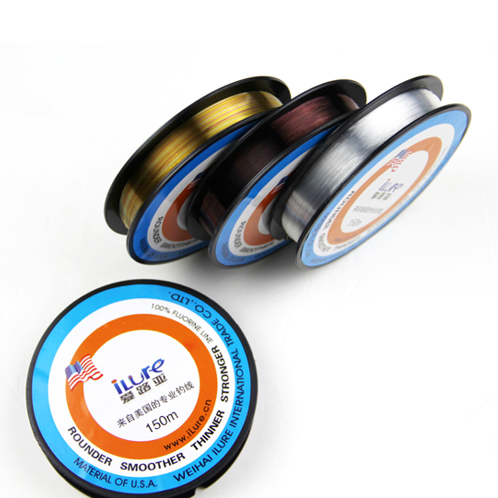 150m 0 4 5 0 ilure pesca fluorocarbon for The fishing line