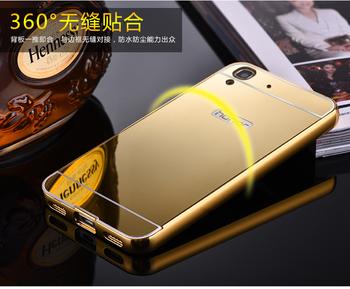 Etui plecki do Huawei Y6 Honor 4A lustrzane różne kolory