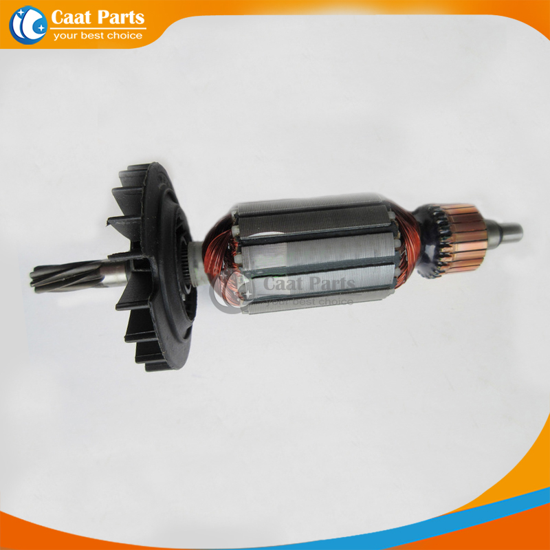 AC 220V 7-Teeth Drive Shaft Electric Hammer Armature Rotor for Bosch GBH2-26E/DE/RE/DRE/DSR/DFR, High-quality! Free shipping!(China (Mainland))