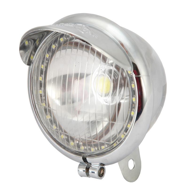 motorcycle led headlight passing light angel eyes 12v. Black Bedroom Furniture Sets. Home Design Ideas