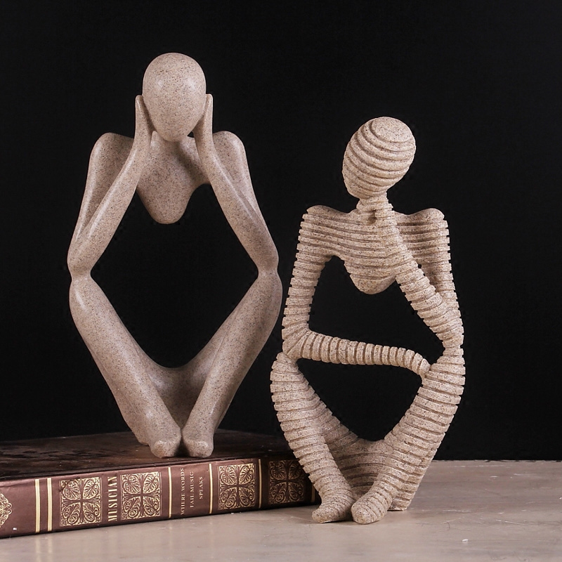 Clay sculpture ideas promotion shop for promotional clay for Modern home decor articles