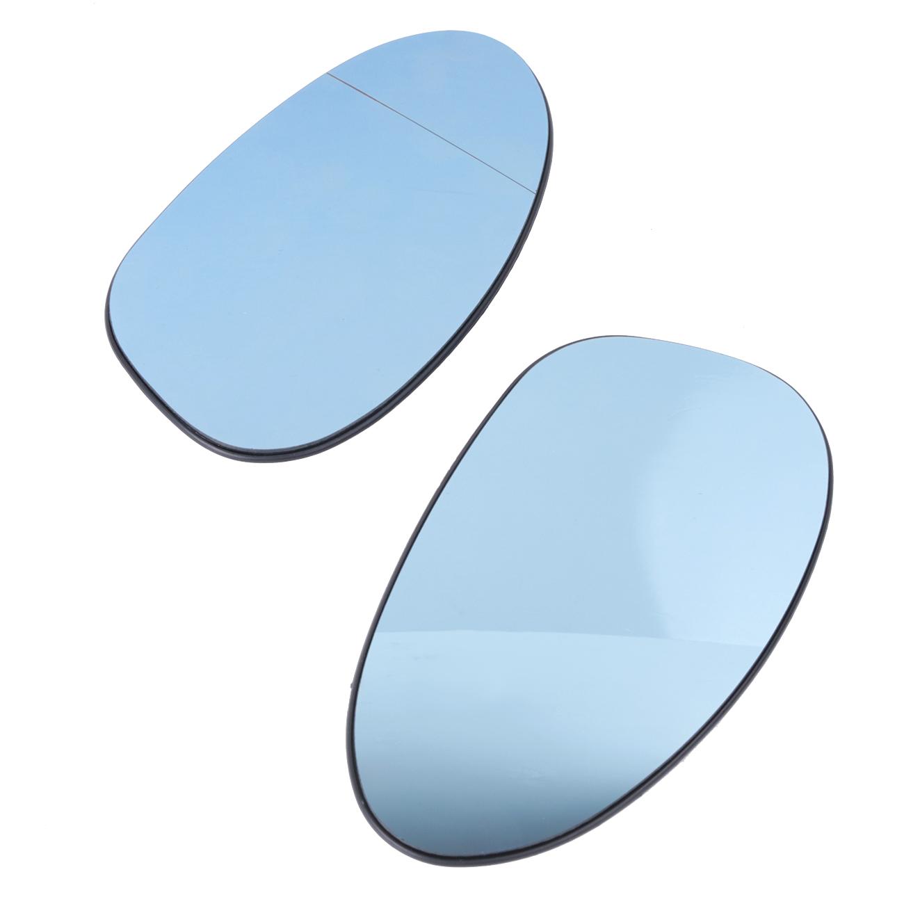 Купить 2x Подогрев Синий Тонированные Крыло Дверь Зеркальное Стекло Для BMW E82 E88 128i 135i E85 Z4 E46 M3 E90 E91 323i 325i 328i 330i 335i P465-ZW