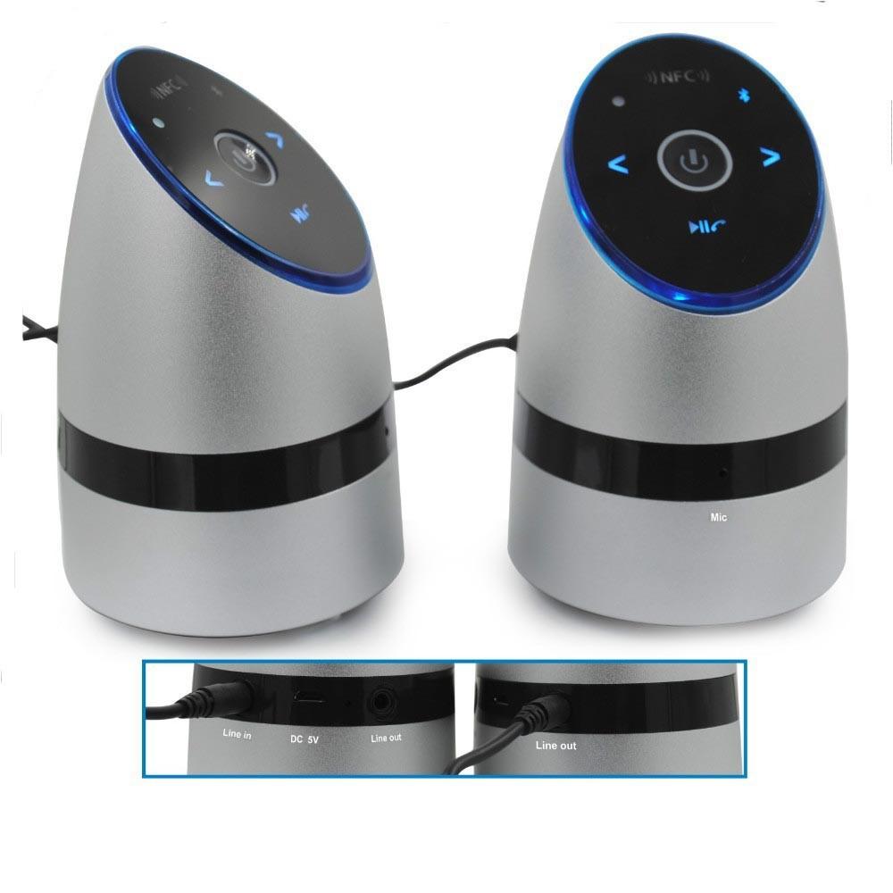 Bluetooth Speaker Portable Adin F2 Mini Original Brand 26W Vibration ...