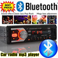 New 12V Bluetooth Car radio Stereo FM Radios MP3 Audio Player 5V Charger USB SD AUX