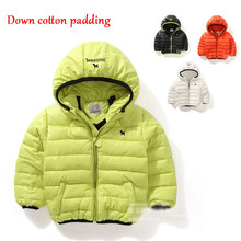 Children's winter jacke New winter High quality super warm Soft and delicate baby cotton cloths snowsuit casacos catsuit winter