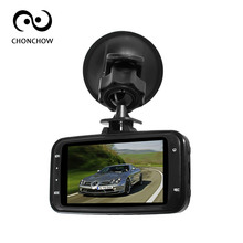 Free shipping Original Novatek GS8000L Full HD1920x1080P Car Camera Recorder 2.7 inch LCD G-Sensor 25FPS IR Night Vision Car DVR