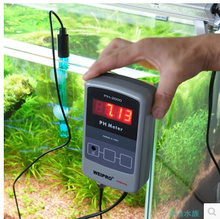 Aquarium fish tank water quality testing to monitor pH detection ph tester value of the long-term monitoring device aquaculture(China (Mainland))
