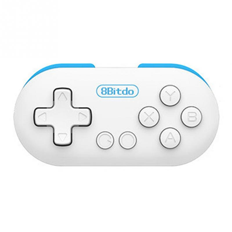 8Bitdo ZERO Mini Bluetooth Gamepad 3 In1 Mini Bluetooth Gamepad Wireless Game Controller Shutter For Android iOS Windows Mac OS(China (Mainland))