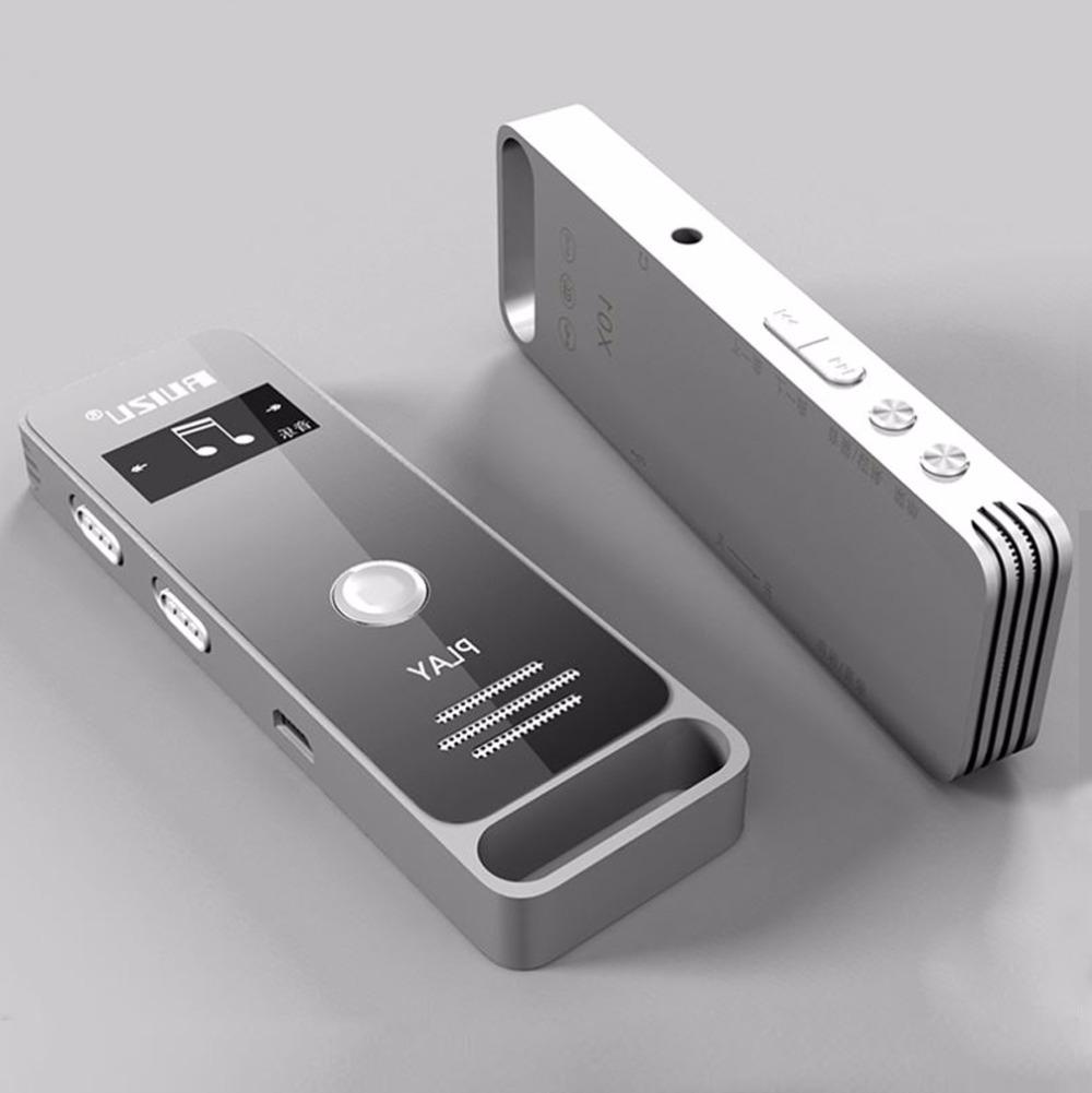 ruizu x01 sport mini portable mp3 music player hidden digital audio voice recorder pen. Black Bedroom Furniture Sets. Home Design Ideas