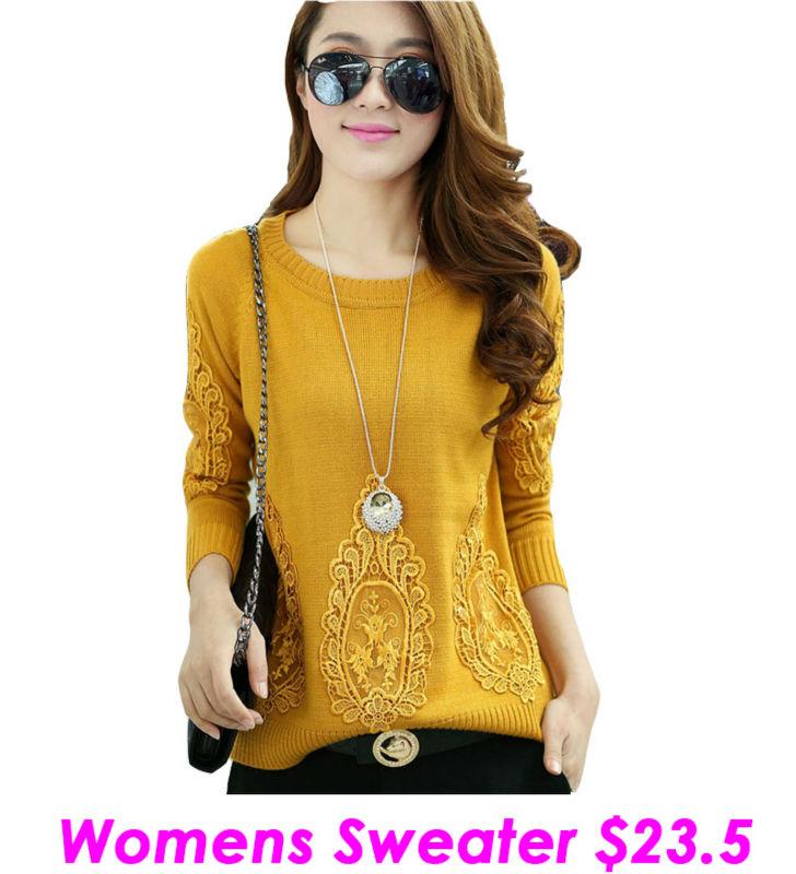Womens sweater $23.5