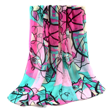 2015 hijab from india women sale print adult free shipping spring winter new korean chiffon scarves