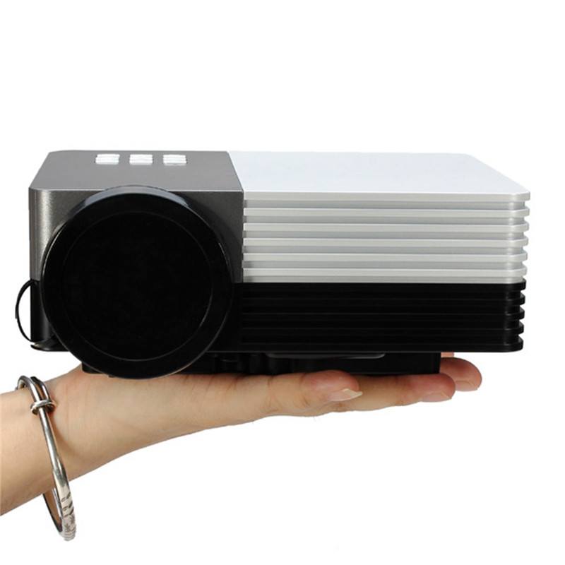Cl312a full hd led projector analog tv 2200 lumens 800 600 for Best pocket projector review