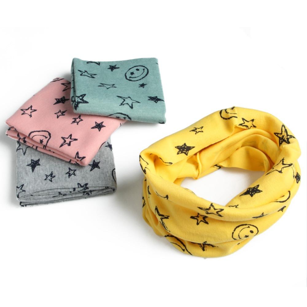 New Autumn Winter Boys Girls Warm Collar Scarf Cotton O Ring Neck Wrap ScarvesОдежда и ак�е��уары<br><br><br>Aliexpress