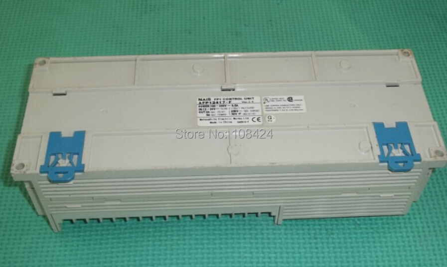 FP1-C40 AFP12417-F PLC Control Unit USED Tested Good<br><br>Aliexpress