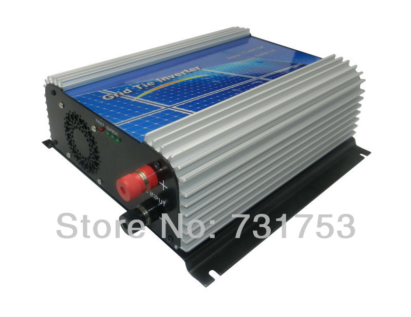 600W Wind Power Inverter For 3 Phase Wind Turbine,90-260VAC ,50Hz/60Hz,For Wind Energy System No Need Controller And Battery(China (Mainland))