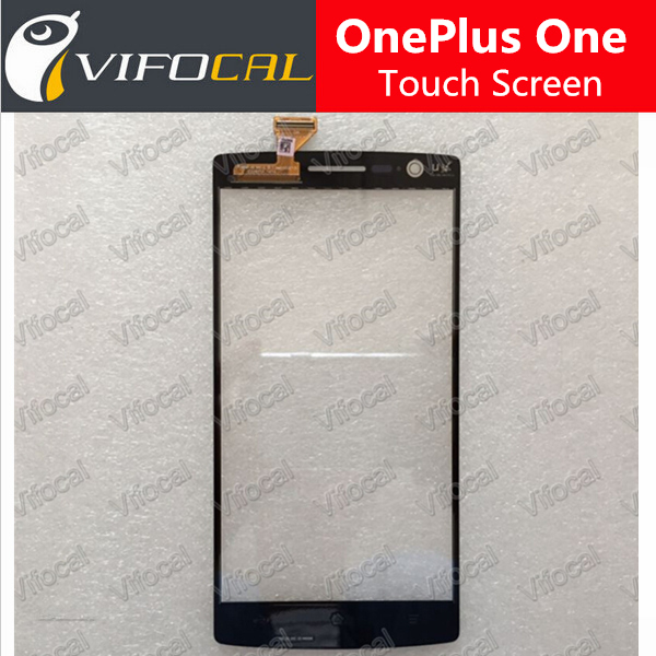 Oneplus One Touch Screen 100% Original Digitizer glass panel Assembly Replacement for one plus 64GB 16GB Cell phone - In Stock