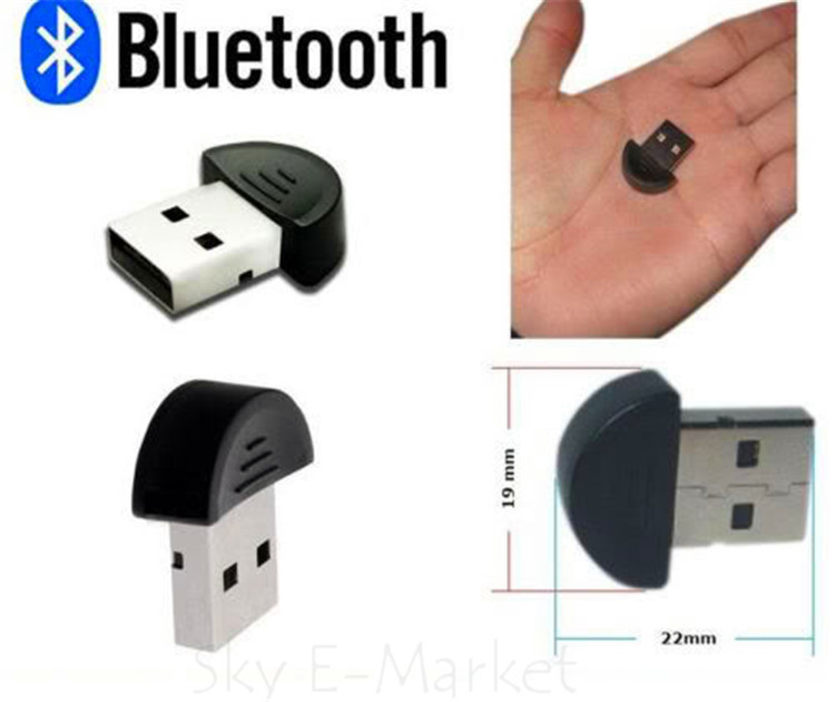 Mini Size Bluetooth USB Adapter Dongle Comply Note book,PDA,handeld pc,camera,printer and mobile phone Support Voice Data(China (Mainland))