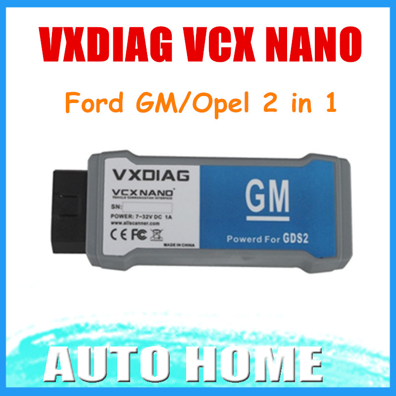 [VXDIAG Distributor] VXDIAG VCX NANO GDS2 and TIS2WEB Diagnostic/Programming System for GM/Opel better than MDI Fast Shipping(China (Mainland))