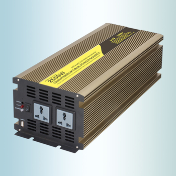 2500W UPS PURE SINE WAVE INVERTER CHARGER 10A (12V OR 24V DC 220VAC 230VAC OR 110V 5000W PEAKING) Door to Door Free Shipping