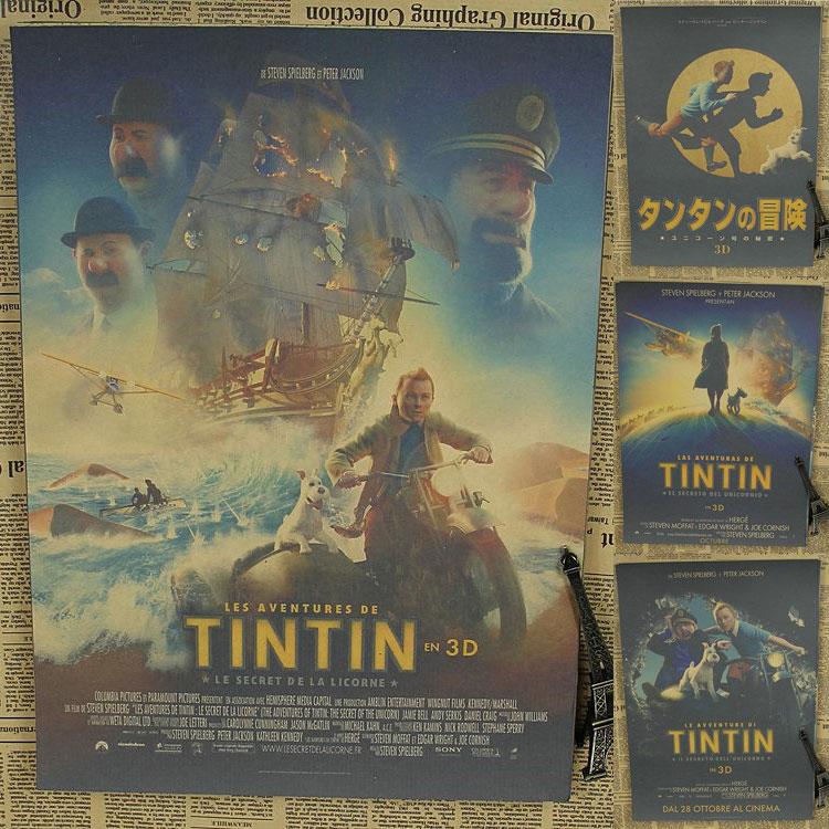 Achetez en Gros tintin affiche en Ligne à des Grossistes tintin ...