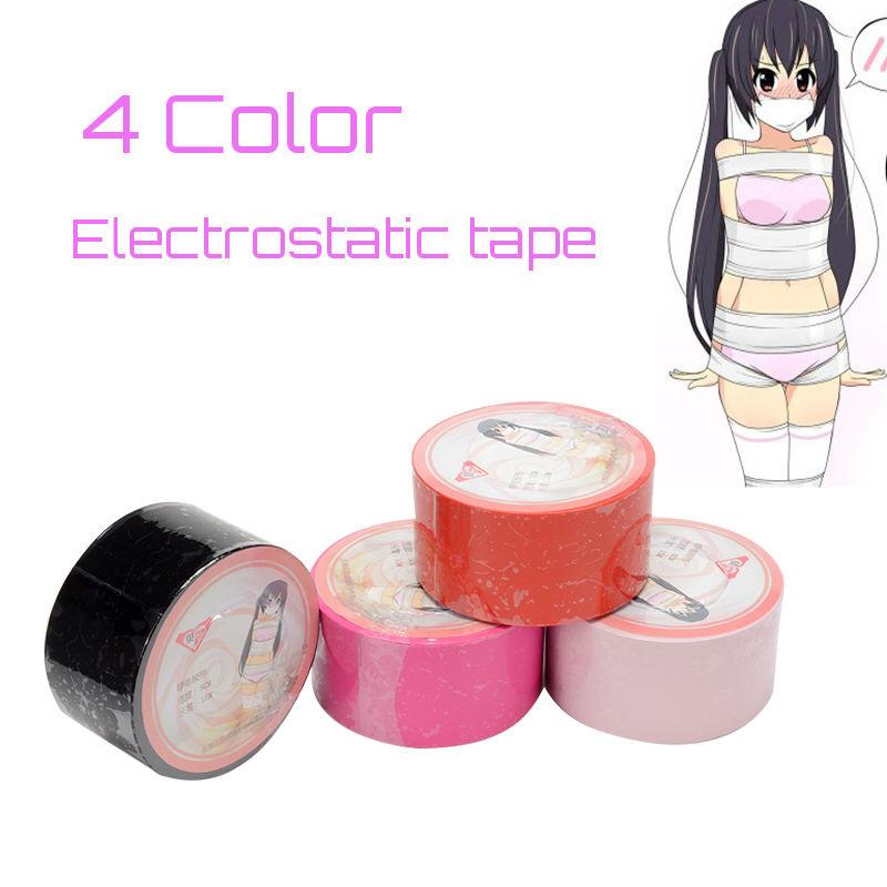 Fetish tape plasticwrap images 140