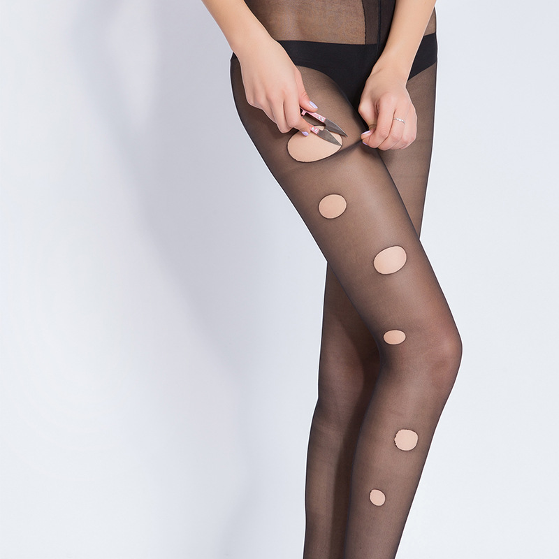 2016 Direct Selling Limited Solid Don't Cut Any Stockings Sexy Slim Hook Airline Stewardess Pantyhose Tights Anti Snag Sales(China (Mainland))