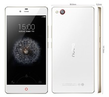 Original ZTE Nubia Z9 Mini 4G FDD LTE Cell Phones Snapdragon 615 Octa Core 5 1920x1080
