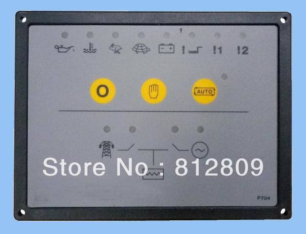 Controller DSE704 100% best quality with free fast shipping by tnt ,dhl,ups,fedex(China (Mainland))