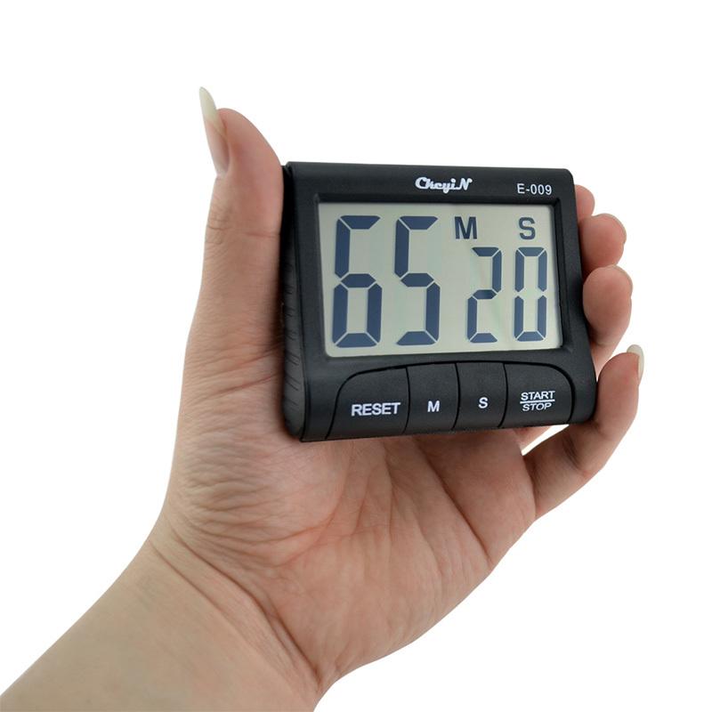 Кухонный таймер Ckeyin LCD ET01H /58p кухонный таймер cc 2015 lcd tc0510 cc0510