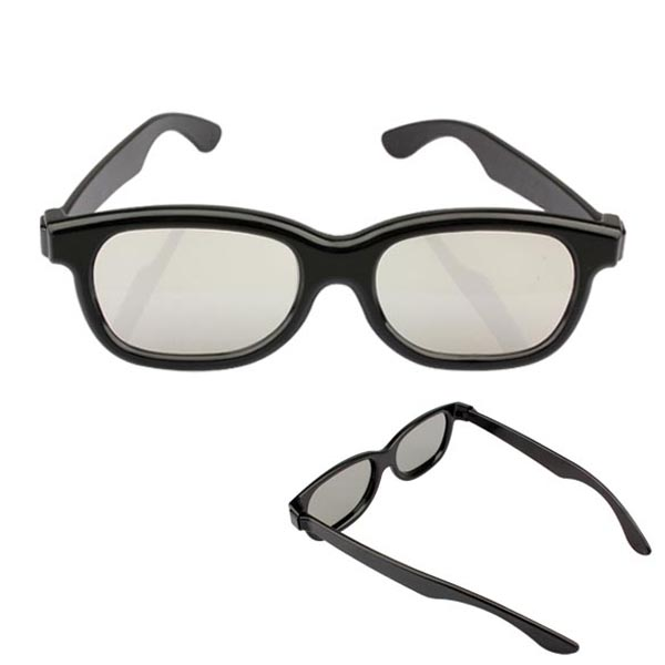 3D Glass Circular Polarized 3D Glasses for Adult for 3D Movie Cinema 3D Type TV(China (Mainland))