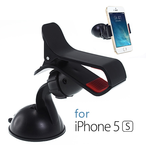 for Apple iPhone 5S Universal Super Grip Car Holder Kits Free Shipping(China (Mainland))